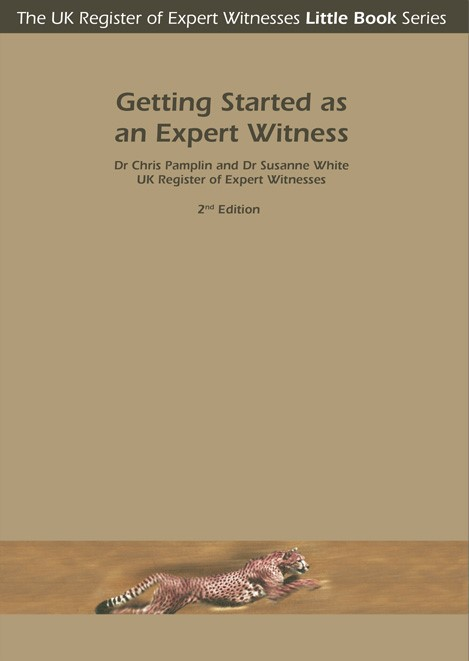 Little Book 3: Getting Started as an Expert Witness