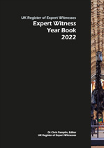 Expert Witness Year Book